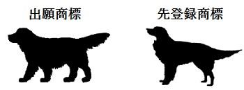 ロゴ説明用(犬のロゴ)